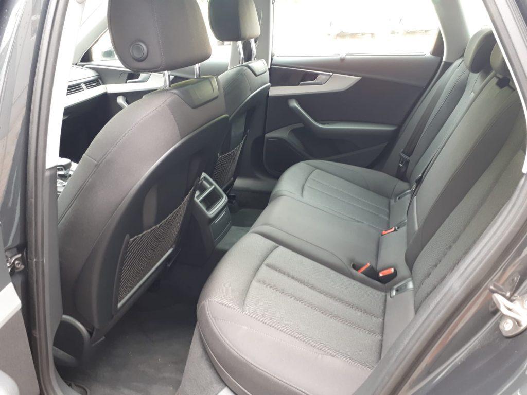 Audi A4 Innen