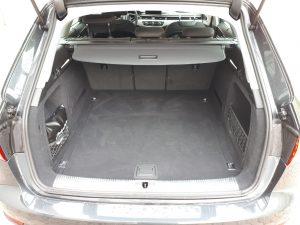 Audi A4 Kofferraum