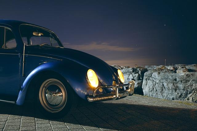Scheinwerfer Käfer